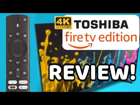 Toshiba Fire TV Edition 50 4k TV Review | Everything You Need to Know