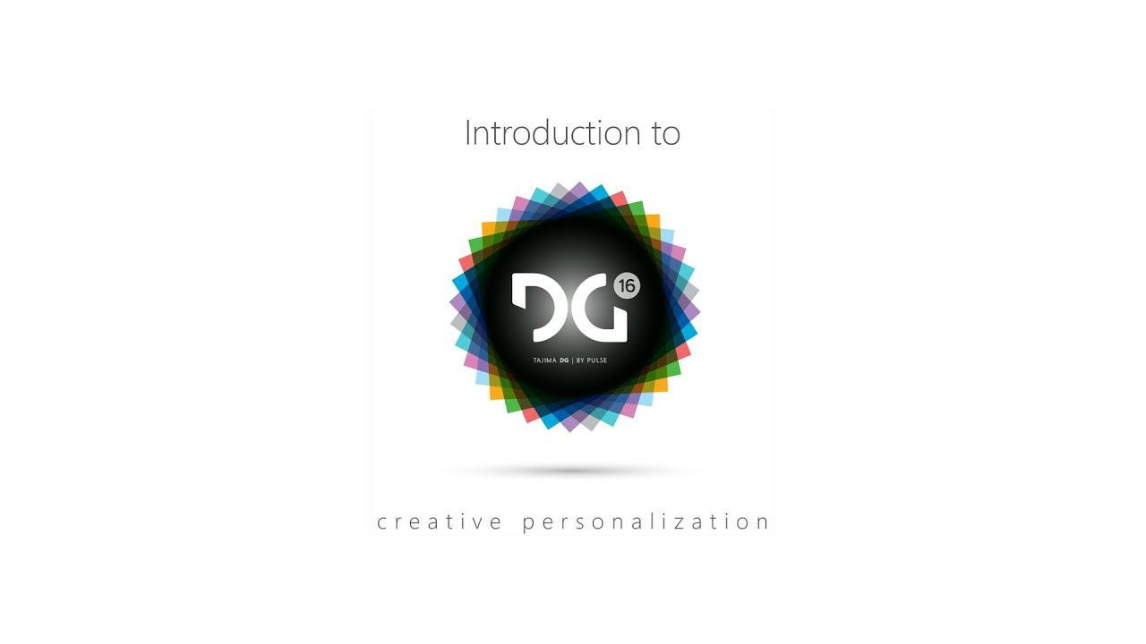 Tajima DG16 by Pulse Introduction - A Second Look