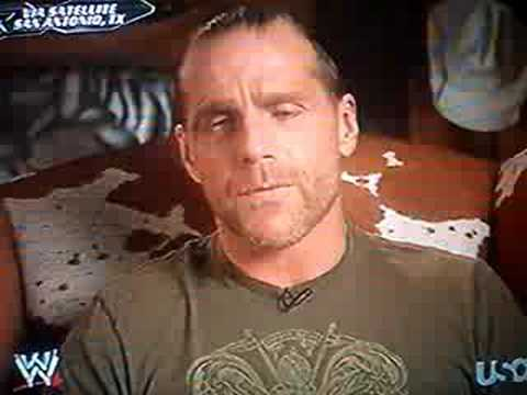 Shawn Michaels Exclusive Interview Raw 8 4 08 Youtube