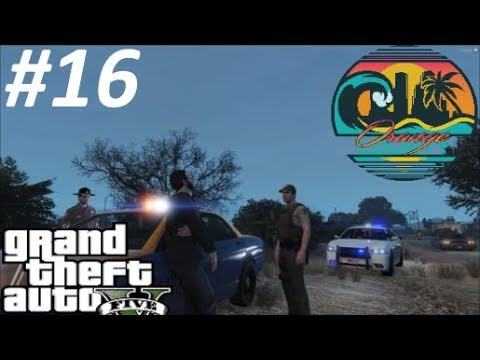 GTA 5 RP | OCRP 16 | Crazy Taxi! [CIV]