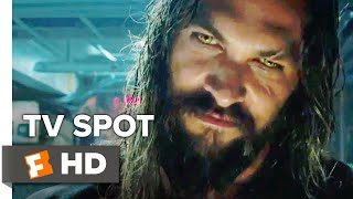 Aquaman TV Spot - Waves (2018) | Movieclips Trailers