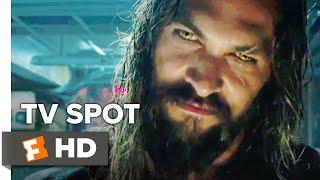 Aquaman TV Spot - Waves (2018) | Movieclips Trailers