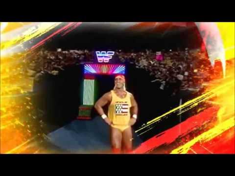 Hulk Hogan WWE Titantron 2014-2015