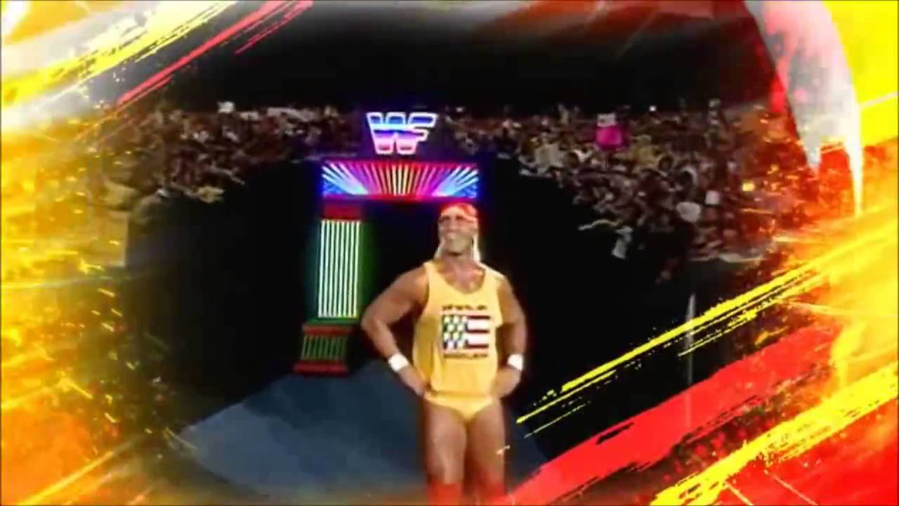 wwe hulk hogan theme song