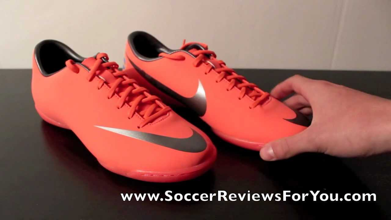 Nike Mercurial Victory III Indoor - UNBOXING - YouTube 81d51c79f1c1f