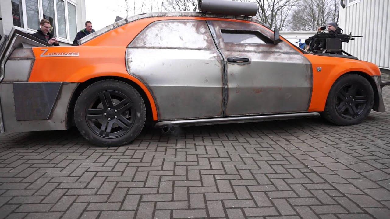 Death Race Movie Car Replica Chrysler 300c Video 1 Youtube
