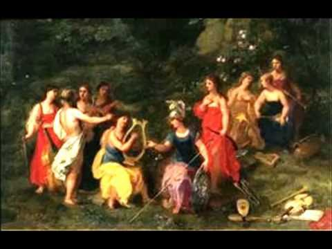 Andrew Ladd. The Nine Muses