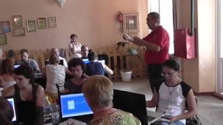 Анапа, летний лагерь трейдеров Гайдара Юсупова Подсмотренное в Анапе