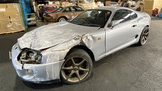 Download I Bought a Crashed JDM Supra In Japan! Mp3 and Videos