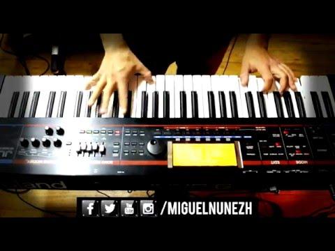 My Desire  Kirkl Franklin & Fred hammond  Keyboard