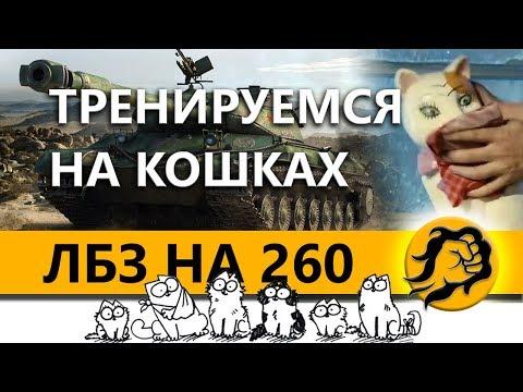 ВЫПОЛНЯЮ ЛБЗ НА ПТ-САУ НА ОБЪЕКТ 260