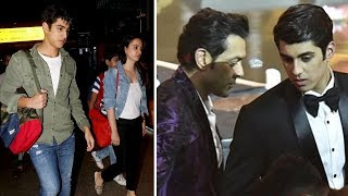 Bobby Deol Son Aryaman First Public Appearance | Latest Bollywood Gossips 2018