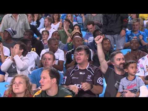 Super Rugby: Bulls V Sharks (Round 4)