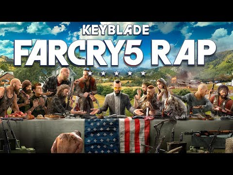 FAR CRY 5 RAP - Amén | Keyblade