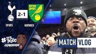 HEUNG MIN SCENES!!! 손흥민 GIOVANNI LO SAUCEY MOTM  TOTTENHAM VS NORWICH 2-1 EXPRESSIONS
