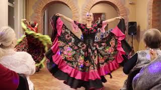 """Цыганский танец """"Саре Патря"""". Онлайн школа танцев """"Экспромт"""". Онлайн обучение цыганскому танцу."""