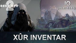 Destiny 2 Forsaken: Xur Standort & Inventar (09.11.2018) (Deutsch/German)