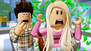 The Spoiled Wife: A Sad Roblox Movie