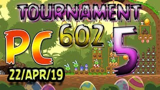Angry Birds Friends Level 5 PC Tournament 602 Highscore POWER-UP walkthrough #AngryBirds