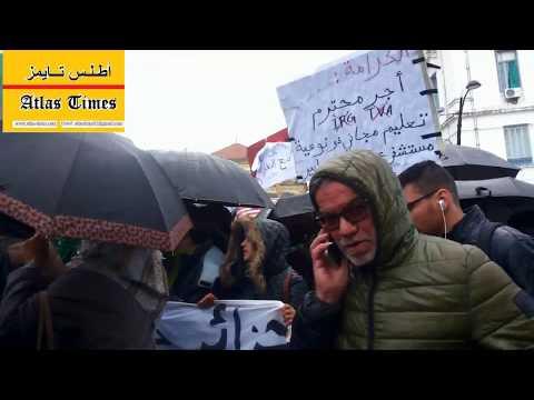 أطلس تايمز الجزائر: طلبة يهتفون لا بن فليس لا تبون - نشر قبل 6 ساعة