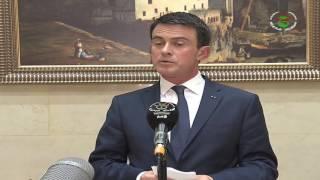 الرئيس بوتفليقة يستقبل الوزير الأول الفرنسي
