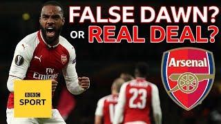 Arsenal FC - Have Gunners fans got their Arsenal back under Unai Emery? - BBC Sport