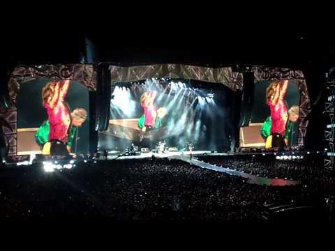 Rolling Stones Orlando 2015 Zip Code Tour Citrus Bowl