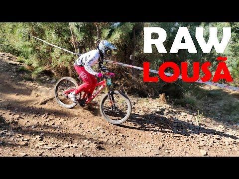 DIG RAW!! - Lousã  / Louzanpark - 3# Taça Portugal Downhill 2019
