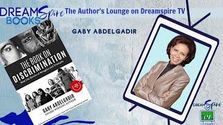 Gaby Abdelgadir The Author's Lounge on DreamSpire TV