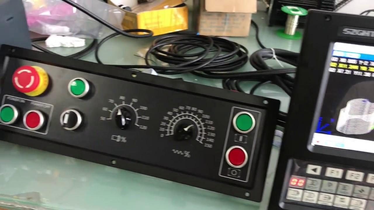KY-1000MC-4 CNC controller 4 axis cnc milling controller Support PLC+ATC