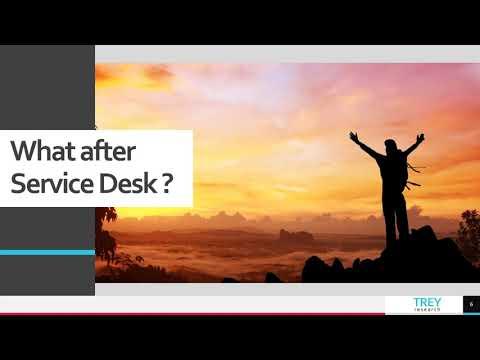 Service Desk | Help Desk | IT Service Desk | (long term career guidance held on Aug 2020)