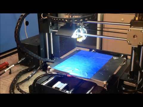 Wanhao Duplicator I3 3D Printer - Performing the Fluctu ...