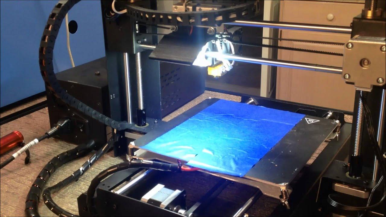 how to build a 3d printer