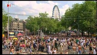 Dj Tatana - Swiss Streetparade 2004