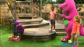 Barney & Friends Big as Barney