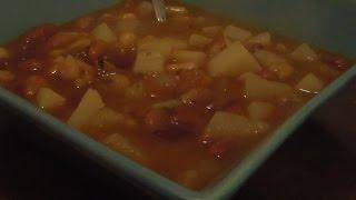 Pressure Cooker- 15 Bean Soup