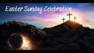 Live!   Easter Sunday 2021