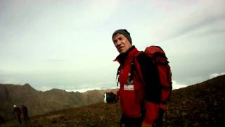 Jebel Toubkal 4167 m
