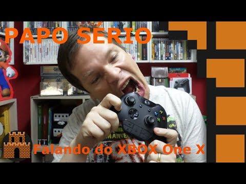 Papo Sério - Falando do XBOX One X