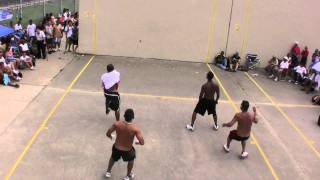 2011 Sky  Bounce Doubles At Sea Side Handball Courts