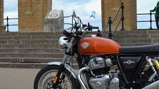 Royal Enfield Interceptor 650, Longterm report, why aren't Triumphs made this way?