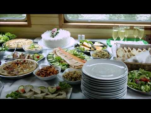 Buffet table decoration youtube - Buffet table integree ...