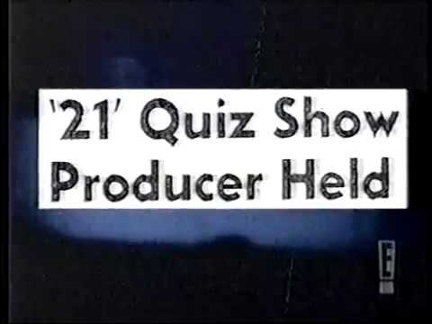 TV Quiz Show Scandals Mysteries And Scandals