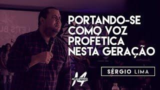 ACAMPFPEG14 || Sérgio Lima - Portando-se como Voz Profética nesta Geração