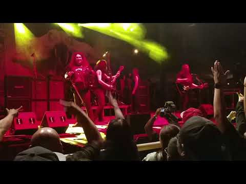 Testament 9/10/17 Navajo Nation Fair... Over the Wall / Souls of Black