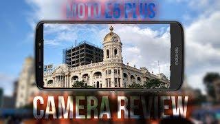 moto e5 plus camera review in Hindi