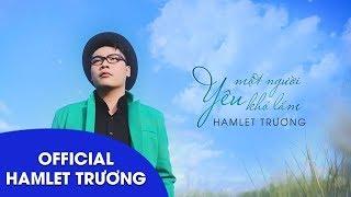 Yêu Một Người Khó Lắm (Acoustic Version- Lyrics Video) - Hamlet Trương