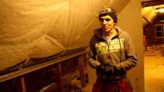 Мансарда/гипсокартон  + темы для видео/анонс(, 2014-03-05T18:14:49.000Z)
