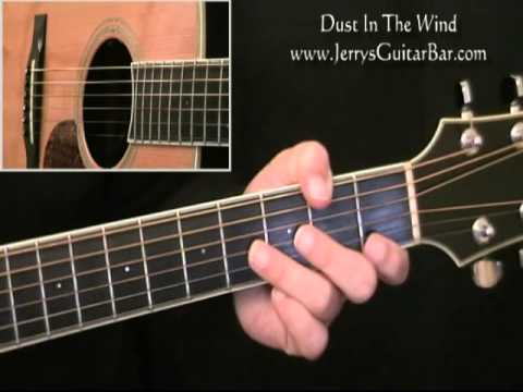 How To Play Kansas Dust In The Wind