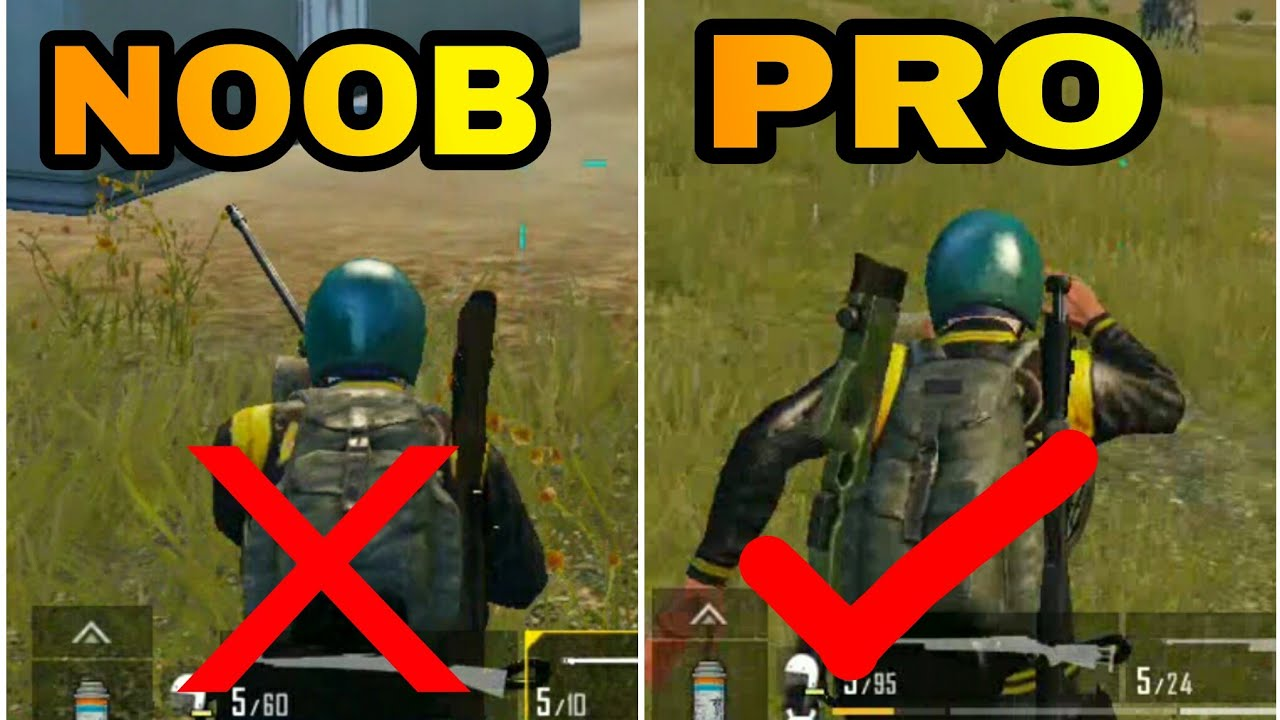 5 TIPS TO BECOME PRO |PUBG MOBILE TIPS AND TRICKS